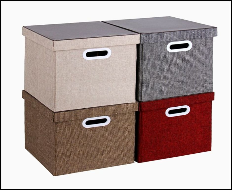 Image of: Clothes Storage Containers