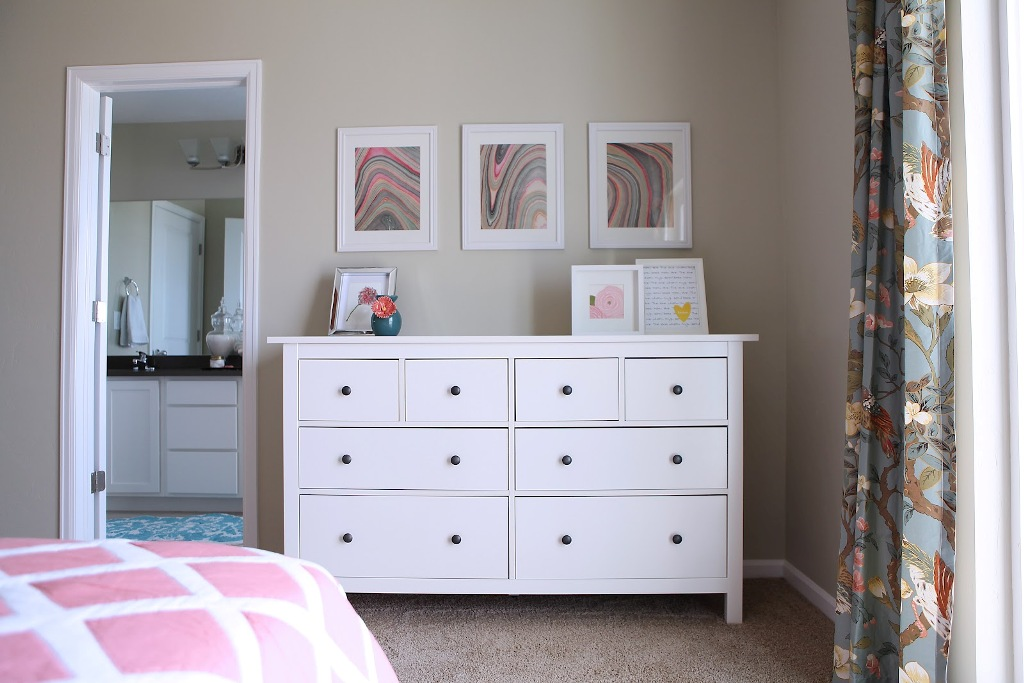 Picture of: Decorative Ikea Hemmes Dresser