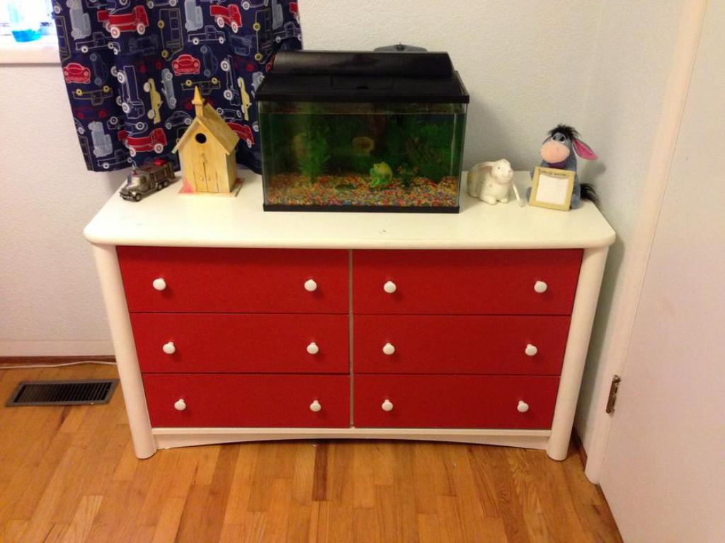 Picture of: Appealing Dresser Desk Combination Ikea