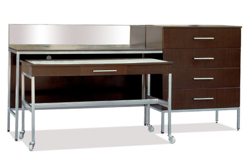 Picture of: Dresser Desk Combo Furniture Designs