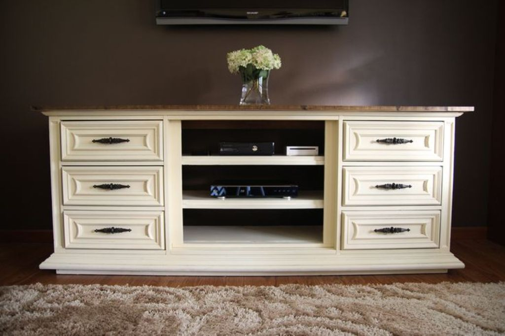 Picture of: Best Dresser Entertainment Center Diy