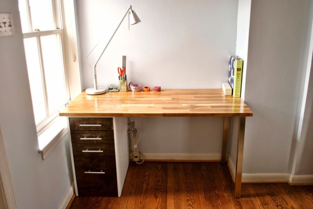 Image of: Ikea Alex Table Top