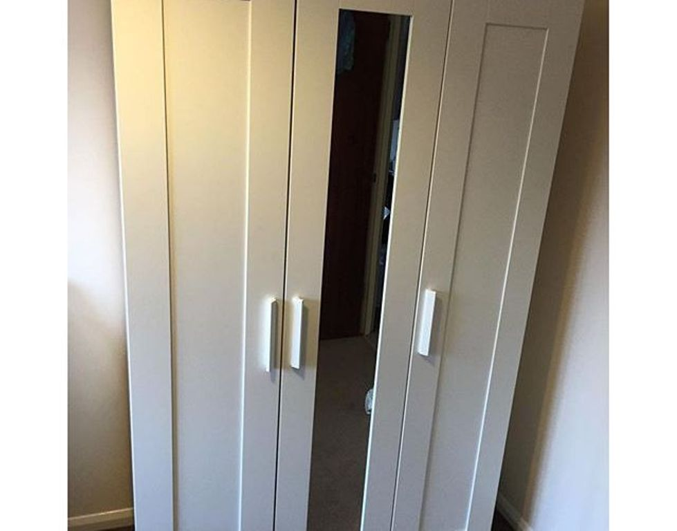 Ikea Brimnes Wardrobe Review