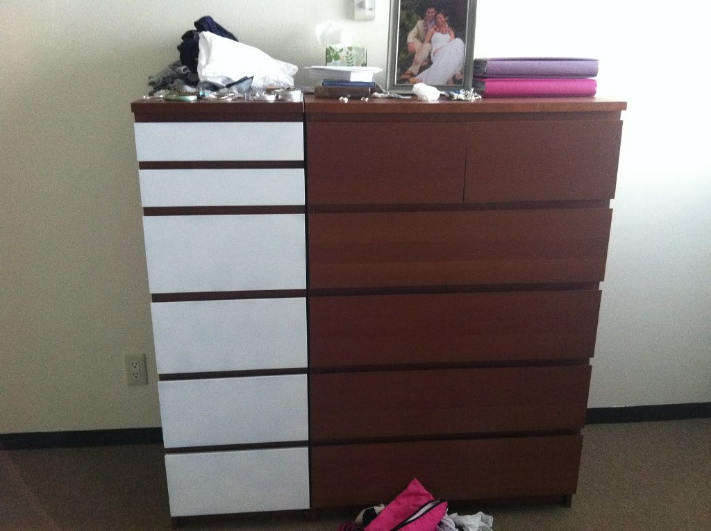 Picture of: Ikea Dresser Malm Diy