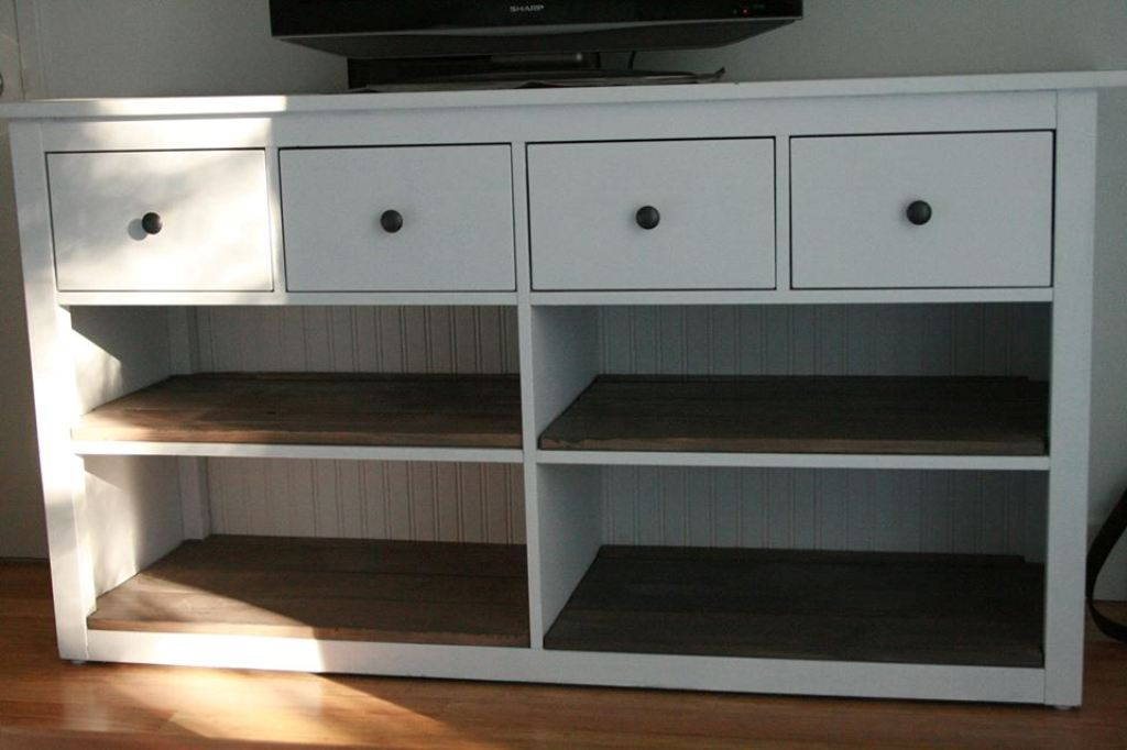 Picture of: Ikea Hack Hemnes Dresser