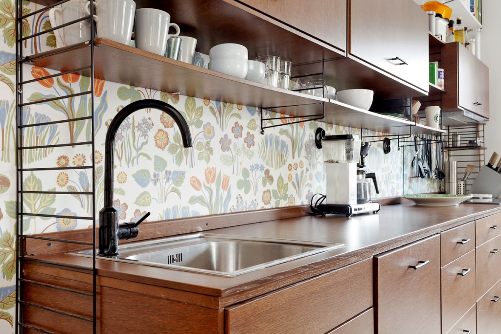 Picture of: Ikea Hacks Kitchen