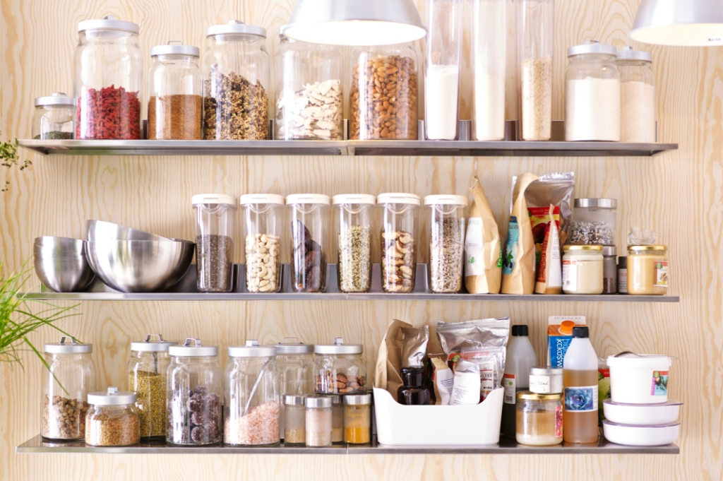 Ikea Kitchen Storage Containers