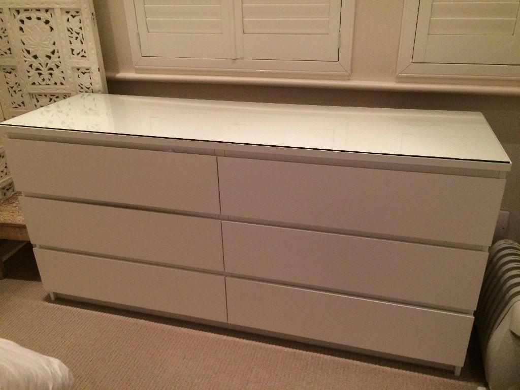 Picture of: Ikea Malm 6 Drawer Dresser Design