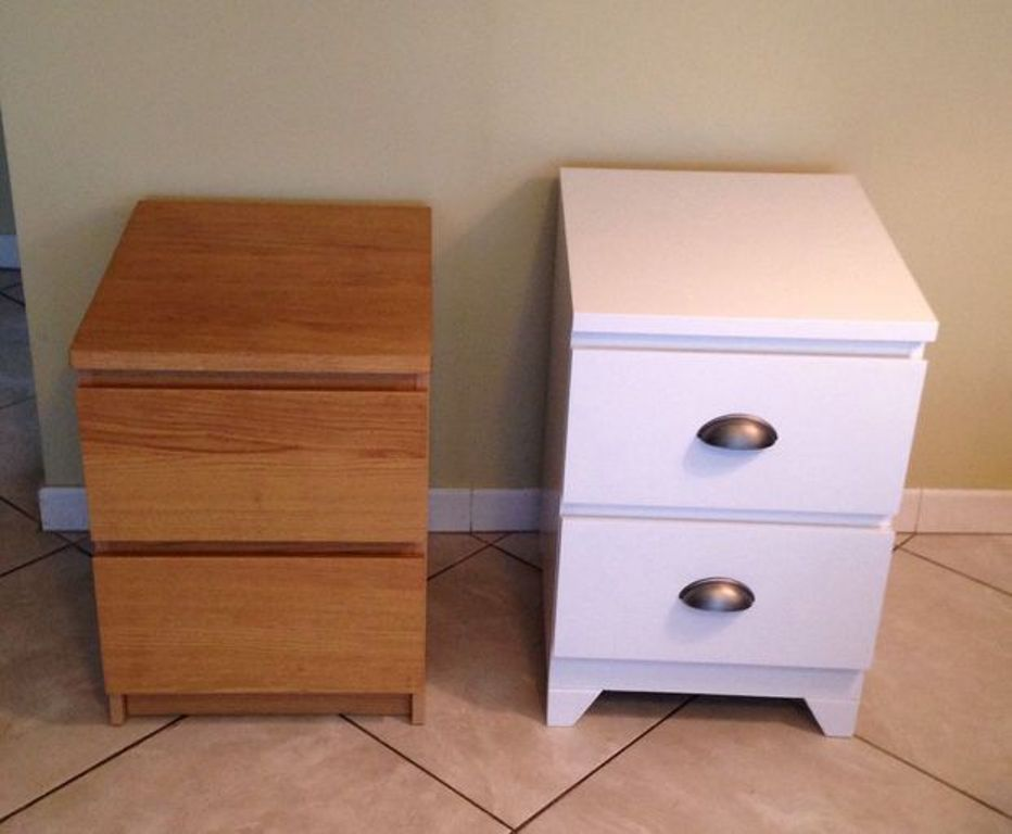 Picture of: Ikea Malm Nightstand Desigs