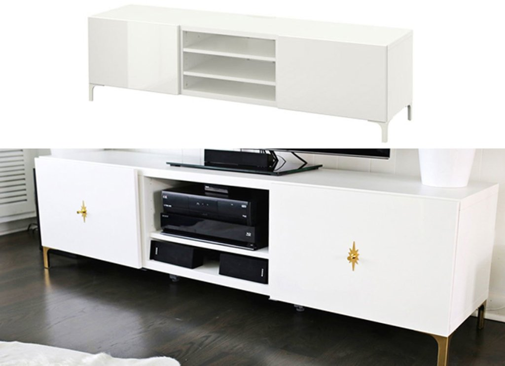 Ikea Tv Stand Hack