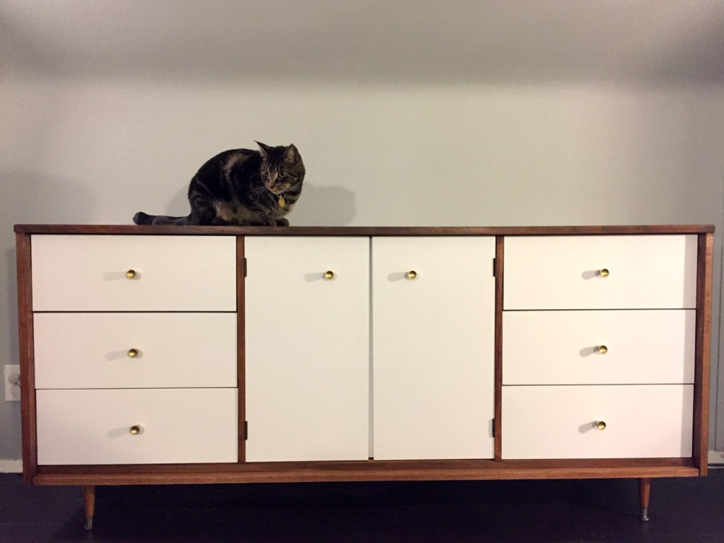 Picture of: Best Mid Century Dresser Craigslist