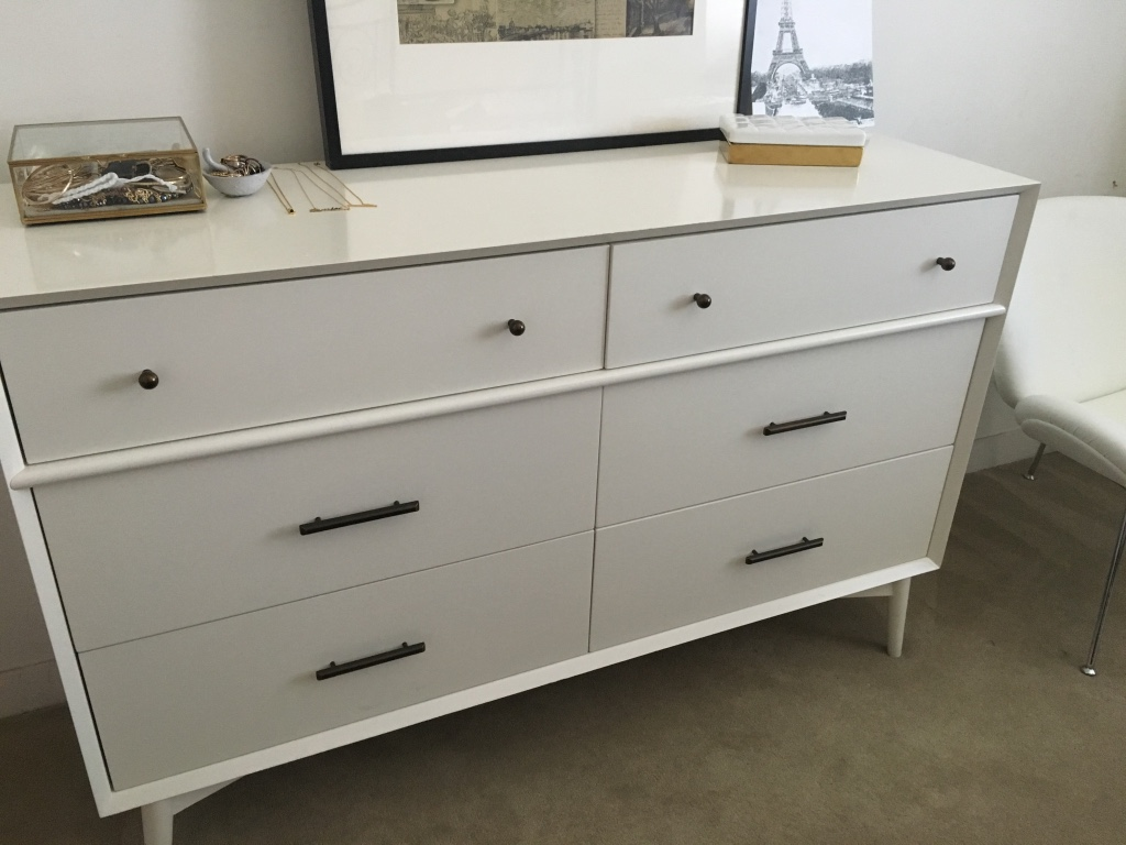 Picture of: Mid Century Dresser West Elm Ideas