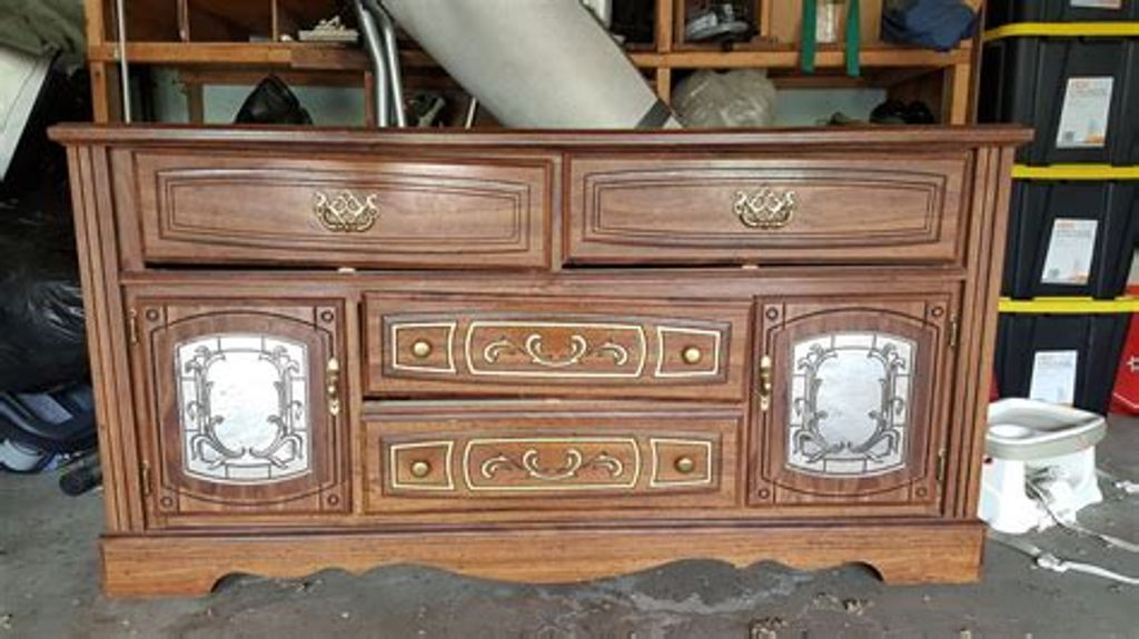 Picture of: Best Repurposing A Dresser Into An Entertainment Center