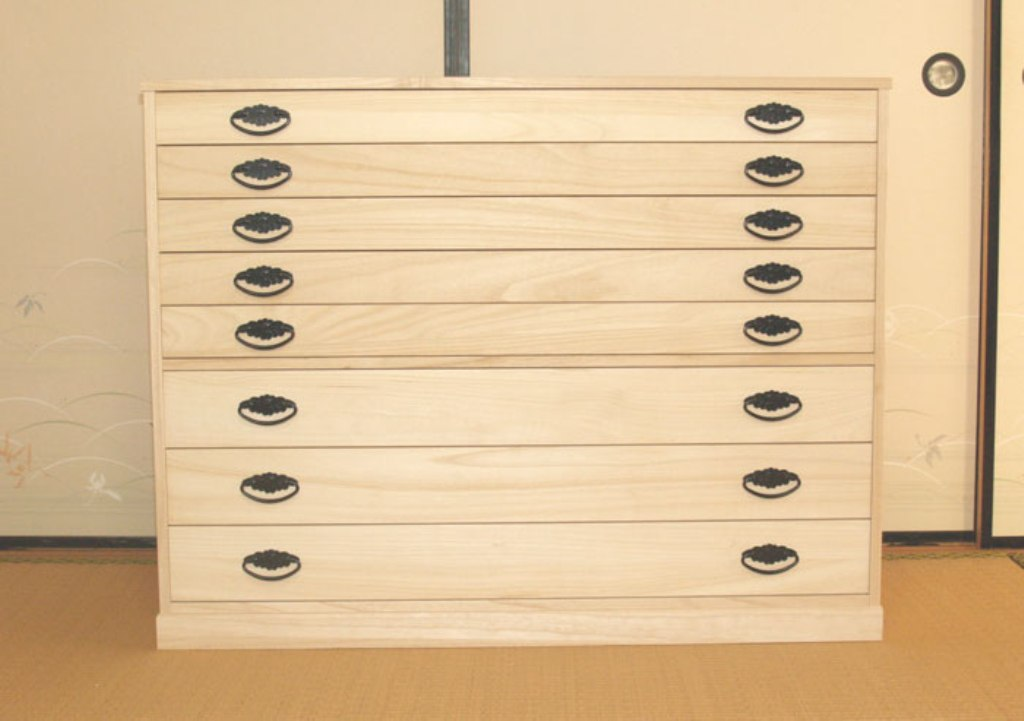 Picture of: Shallow Chest Of Drawers
