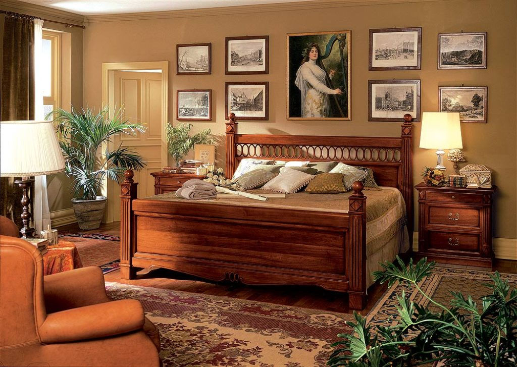 Picture of: Unfinished Wood Bedroom Furniture Ideas