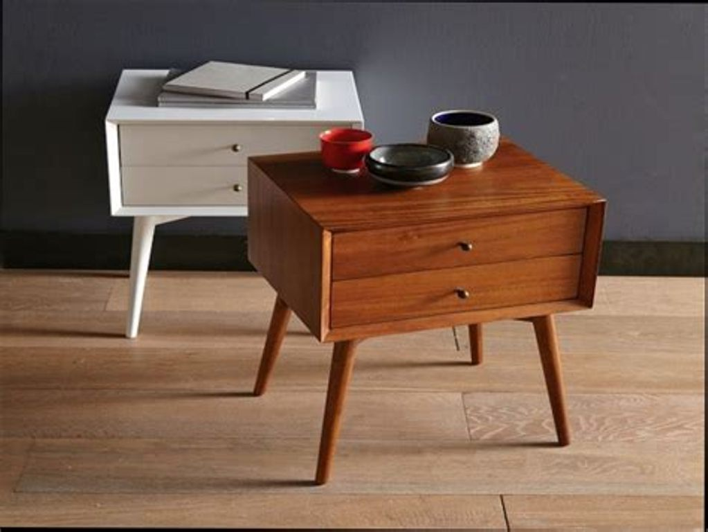 West Elm Mid Century Nightstand