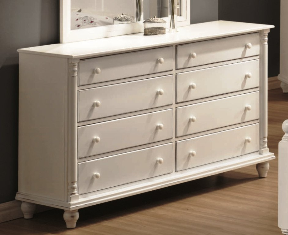 Picture of: White Bedroom Dresser Designs