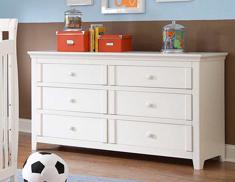 Picture of: White Childrens Dresser Room