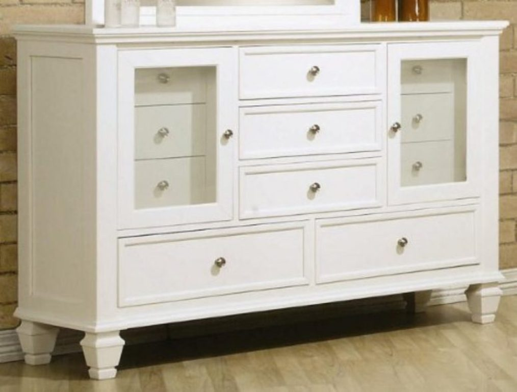 Picture of: White Dresser Cheap