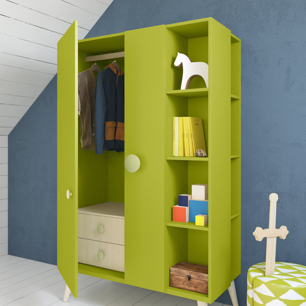 Amazing Children's Armoire Wardrobe