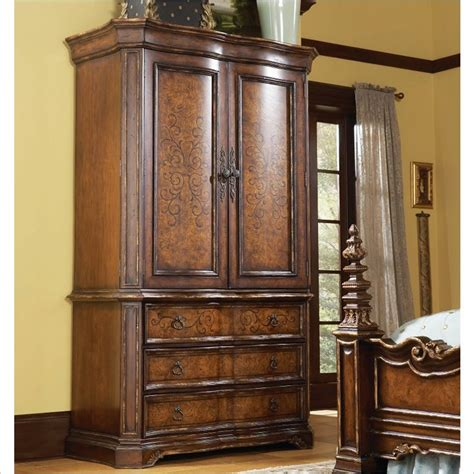 Picture of: Antique Hooker Armoire
