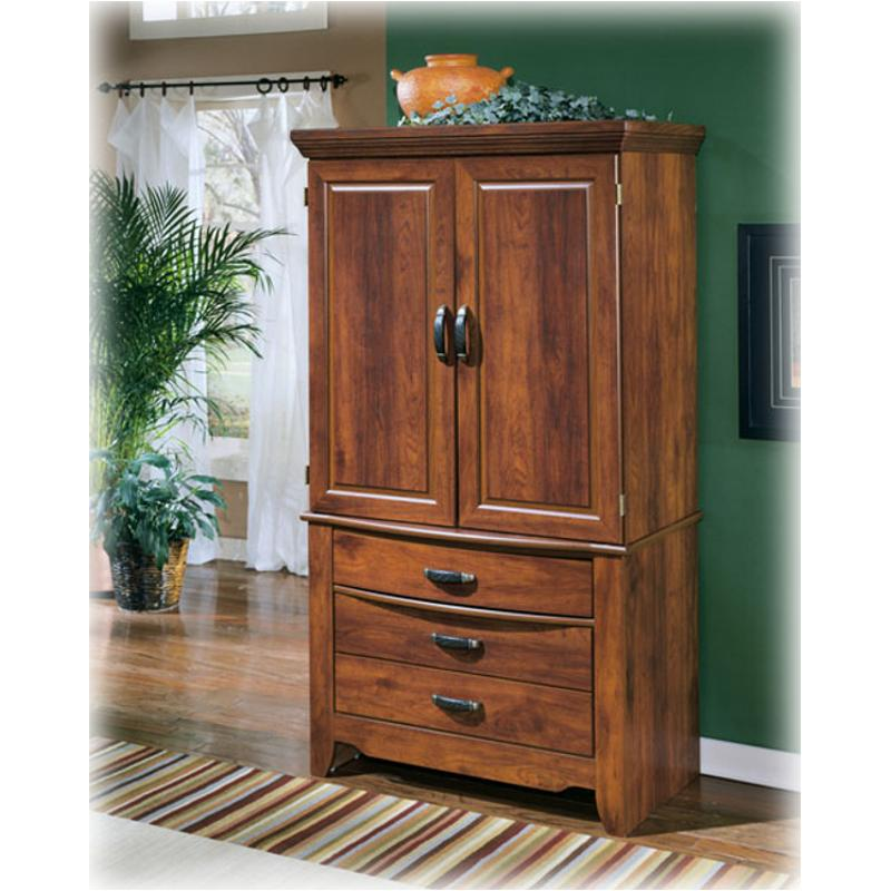 Image of: Awesome Ashley Furniture Armoire