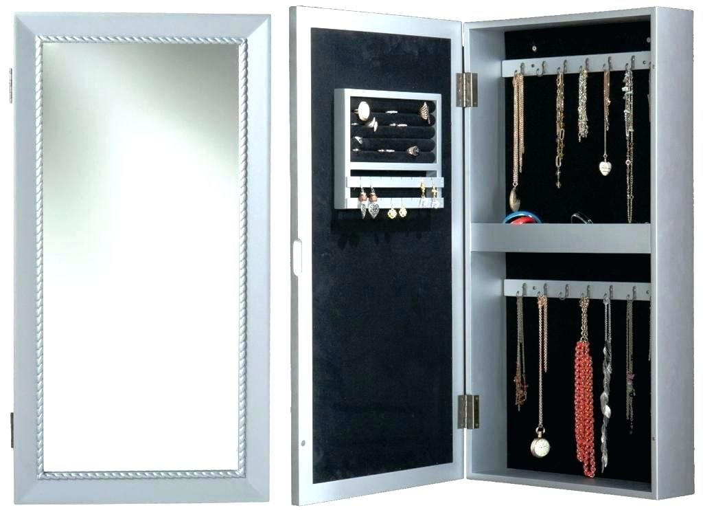 Picture of: Awesome Modern Jewelry Armoire
