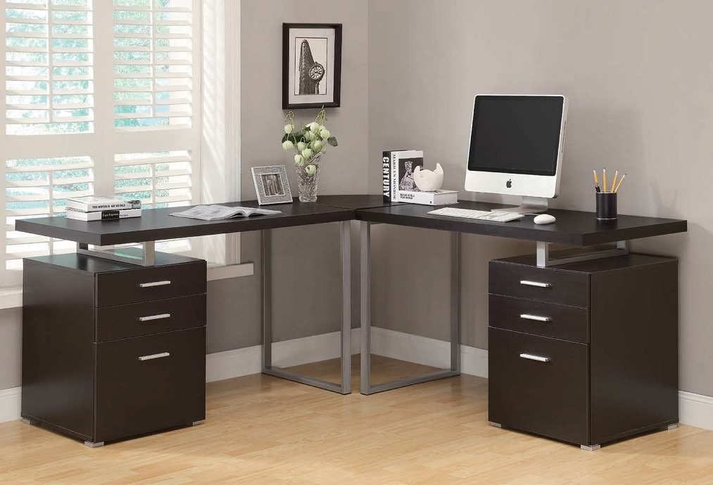 Image of: Best Corner Armoire Desk