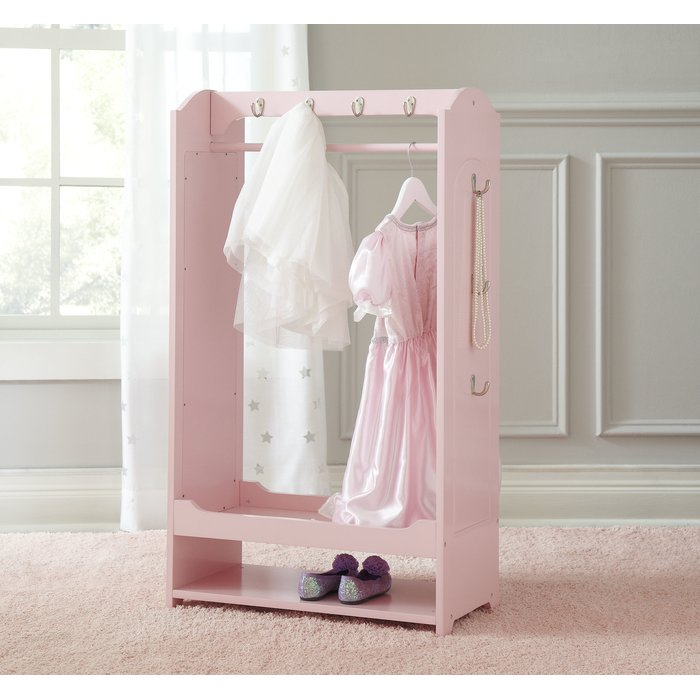 Picture of: Birch Dress Up Armoire