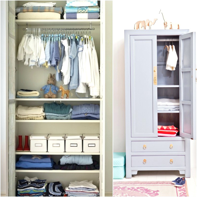Image of: Children's Armoire Sollution