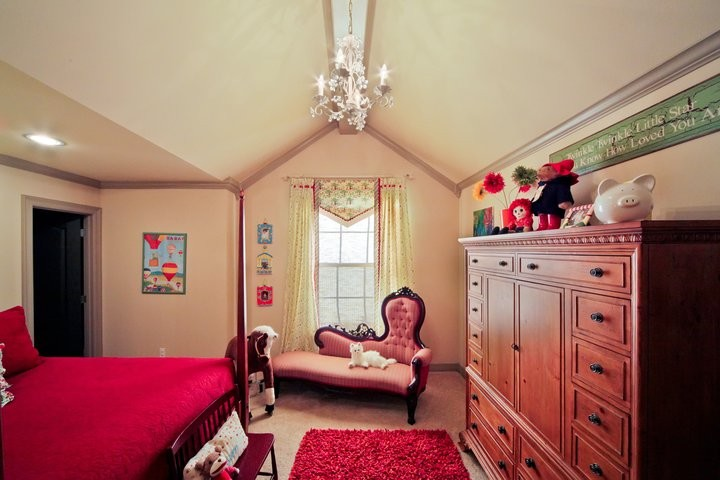 Image of: Children's Armoire for Girl Room