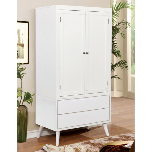 Clean West Elm Armoire