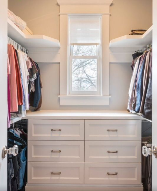 Picture of: Closet Dresser Armoire Combo