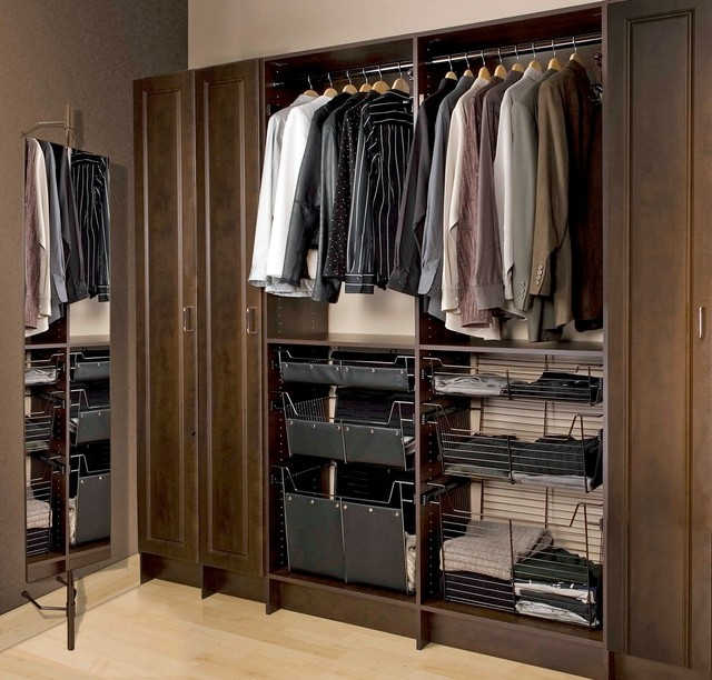 Picture of: Closet Mens Armoire
