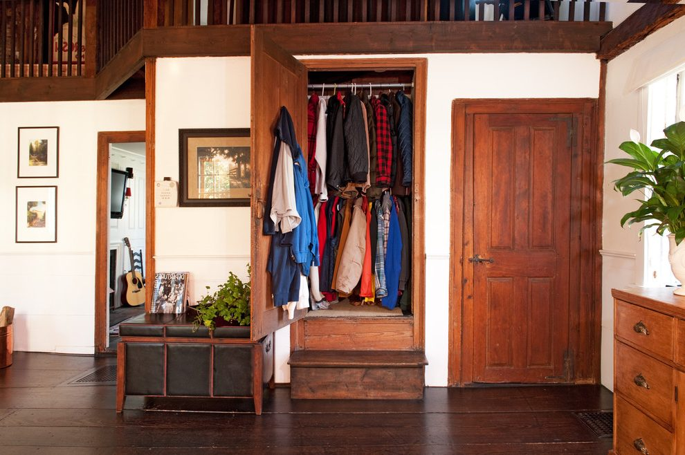 Image of: Coat Entryway Armoire