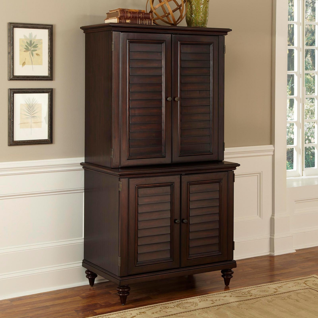 Computer Small Armoire