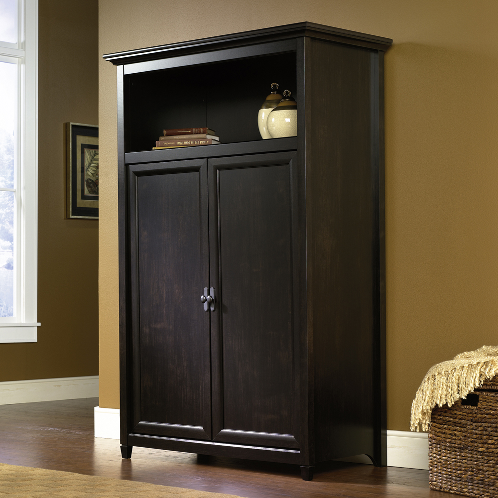 Dark Small Armoire