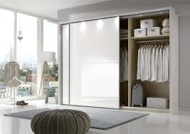 Image of: Design Armoire with Mirror Door