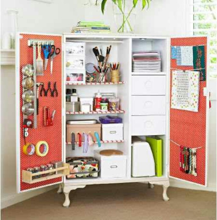 Design Craft Armoire