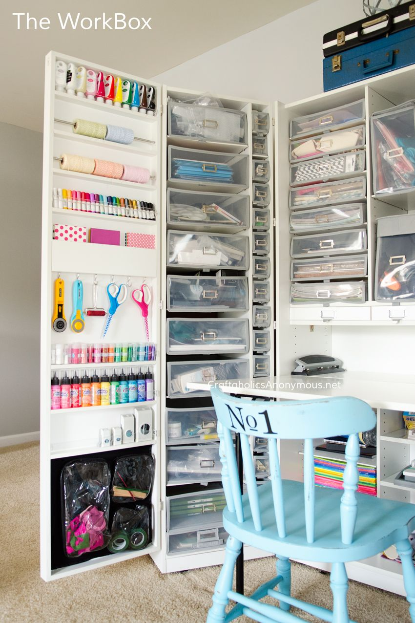 Image of: Design Craft Storage Armoire