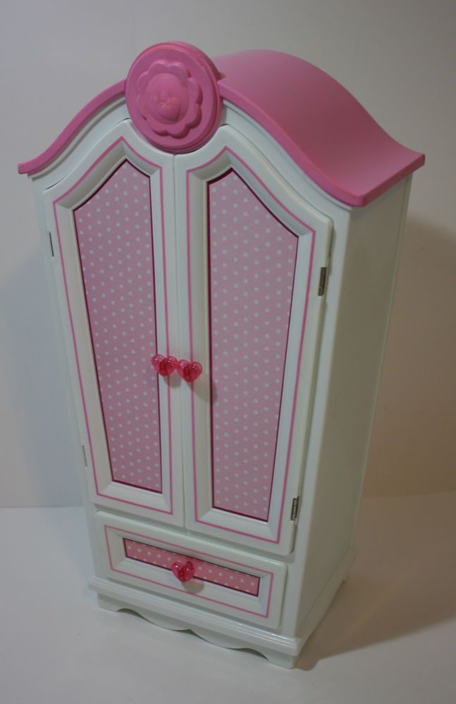 Image of: Design Doll Armoire