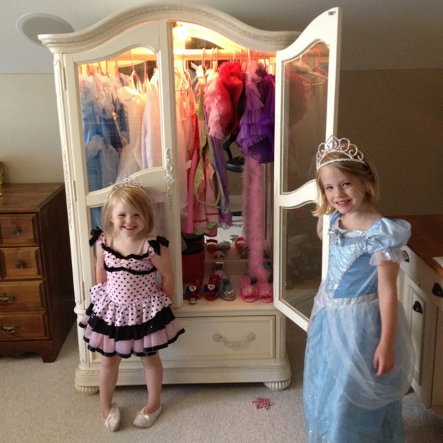 Picture of: Design Dress Up Armoire