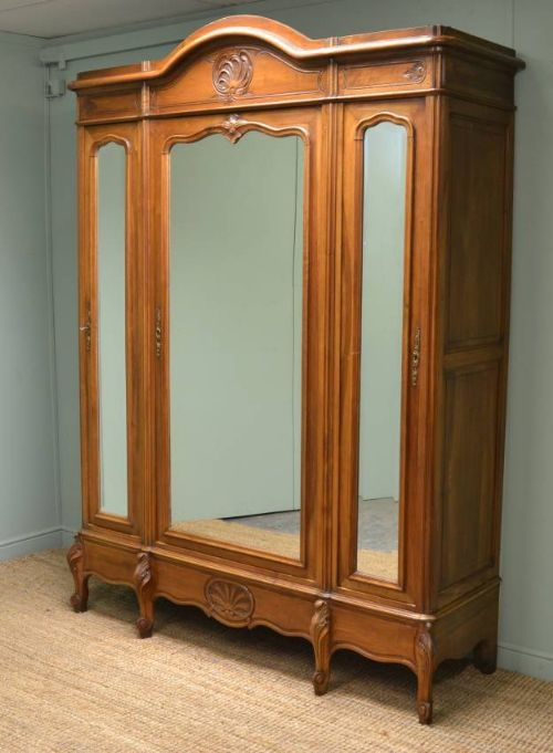 Picture of: Design Large Armoire Wardrobe