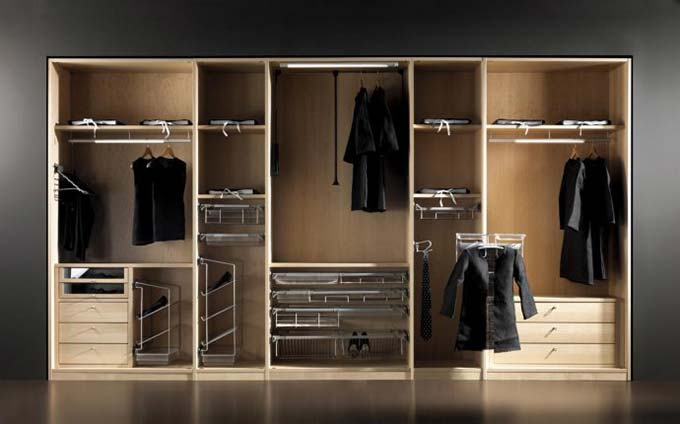 Picture of: Design Mens Armoire