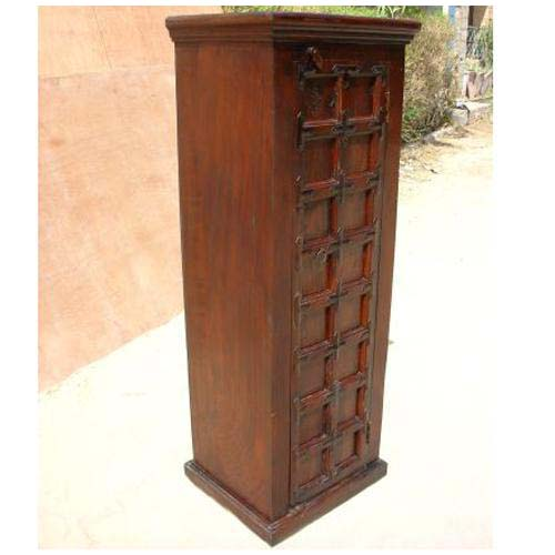 Image of: Design Narrow Armoire