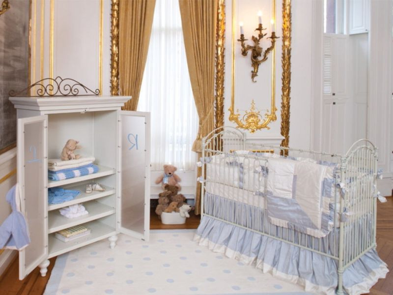 Picture of: Design Nursery Armoire