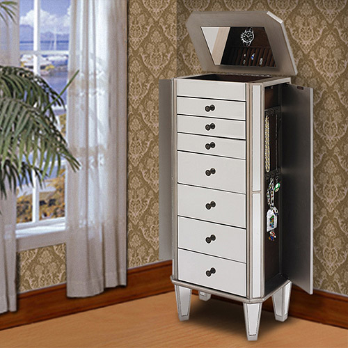 Picture of: Design Powell Jewelry Armoire