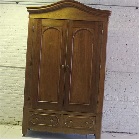 Easy Antique Armoire Wardrobe