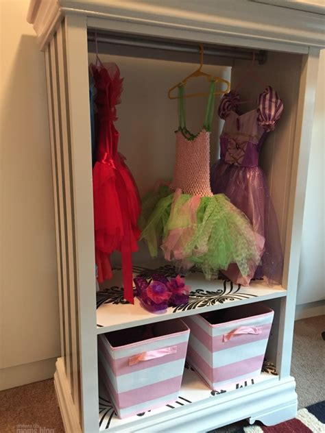 Easy Dress Up Armoire