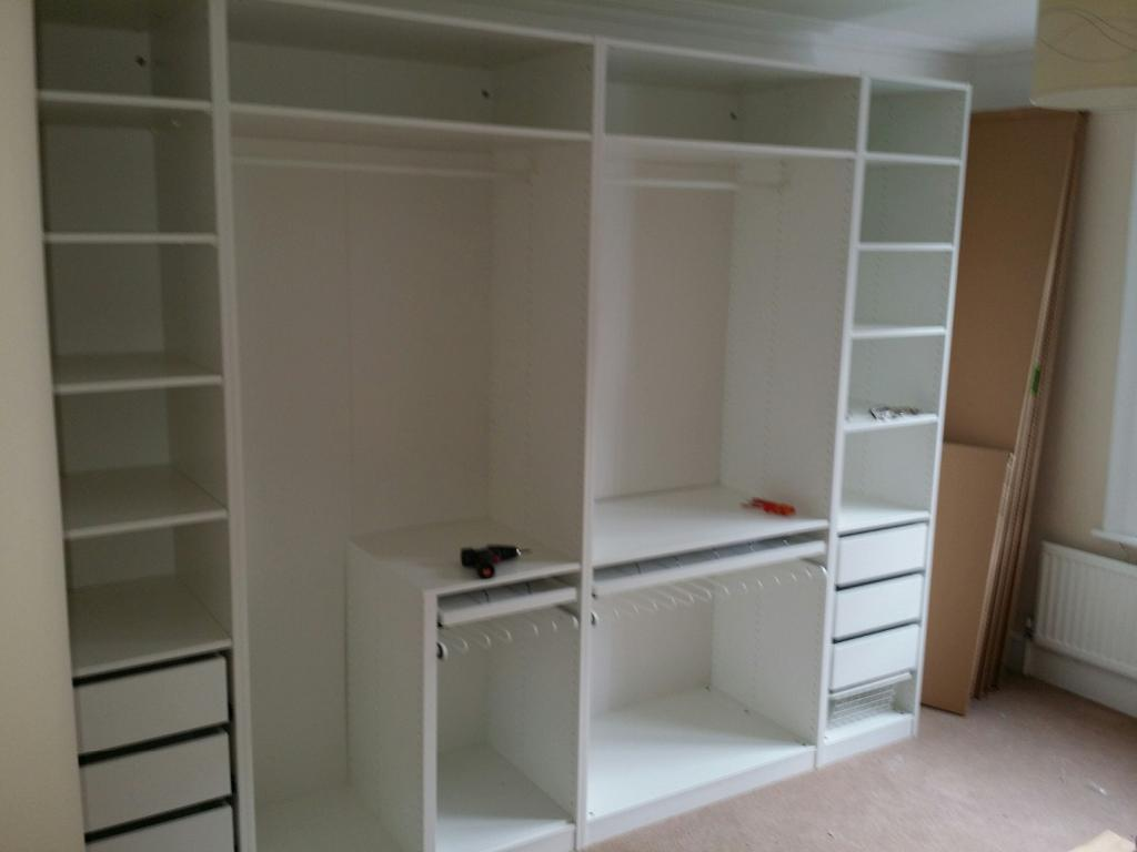 Picture of: Excellent Wardrobe Armoire Ikea